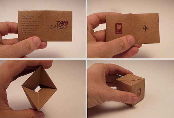 Creative Unique Business Card Design Inspiration - 24