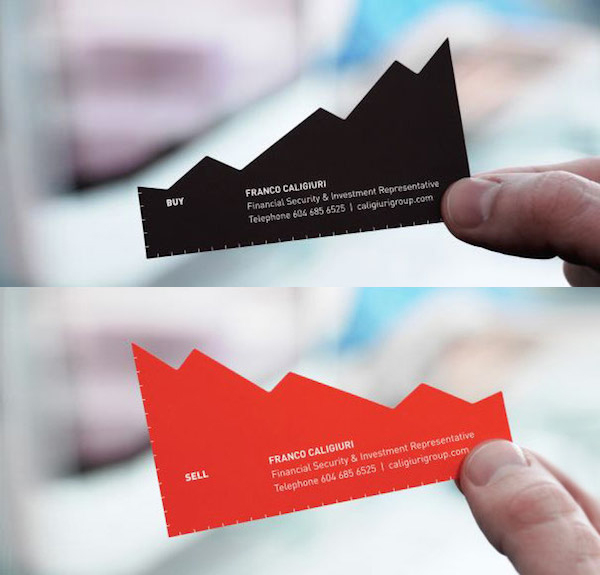 Creative Unique Business Card Design Inspiration - 7