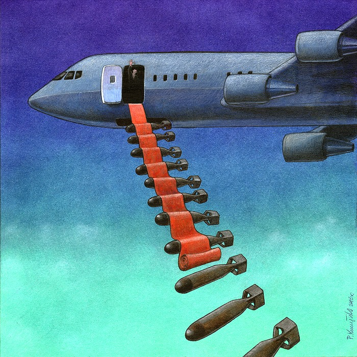 Thought Provoking Paintings By Pawel Kuczynski - 34