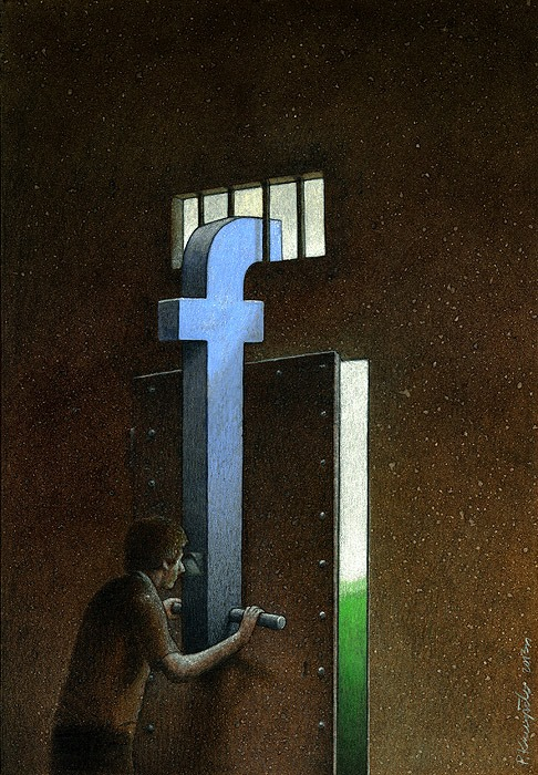 Thought Provoking Paintings By Pawel Kuczynski - 12