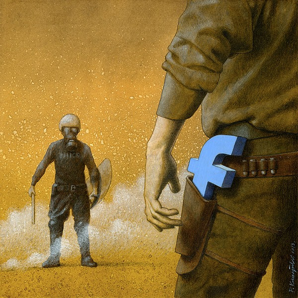 Thought Provoking Paintings By Pawel Kuczynski 25
