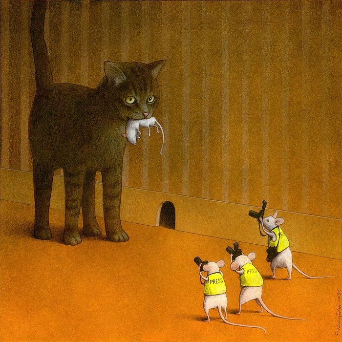 Thought Provoking Paintings By Pawel Kuczynski 27