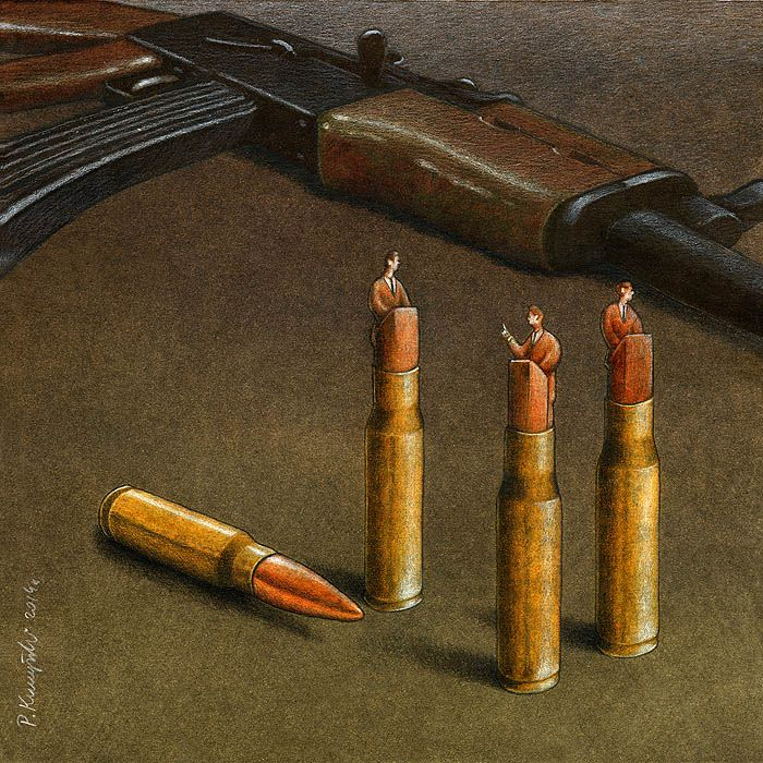 Thought Provoking Paintings By Pawel Kuczynski 29