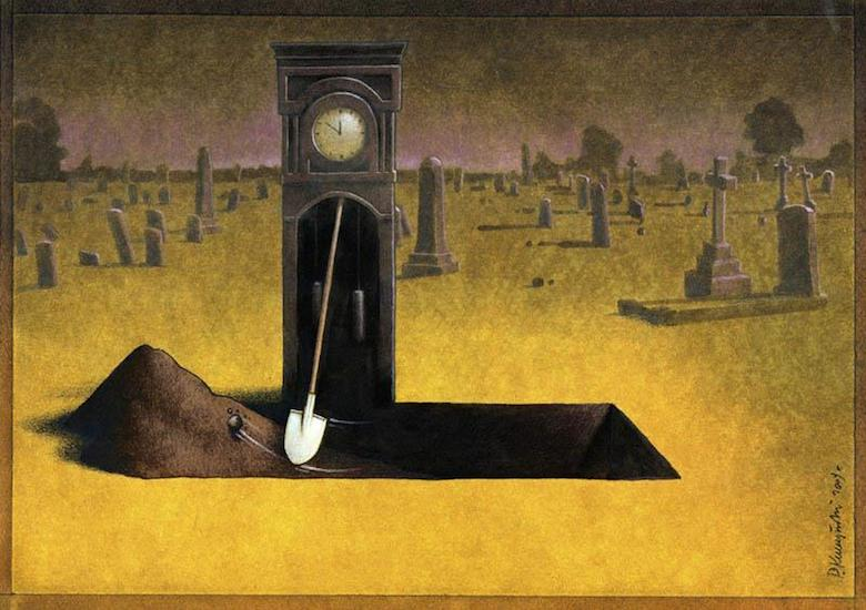 Thought Provoking Paintings By Pawel Kuczynski 3