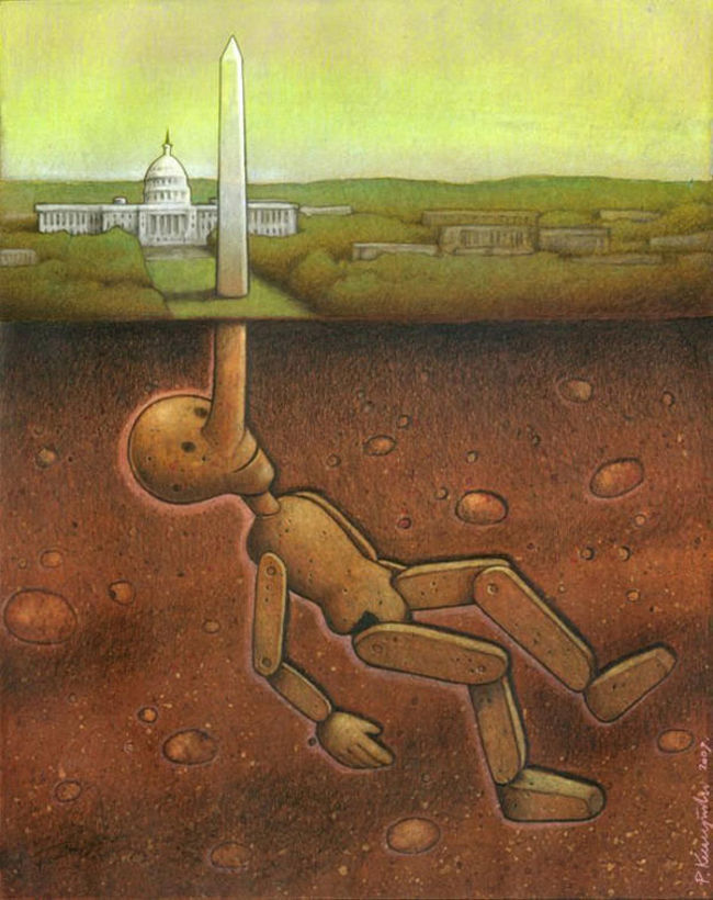 Thought Provoking Paintings By Pawel Kuczynski 35