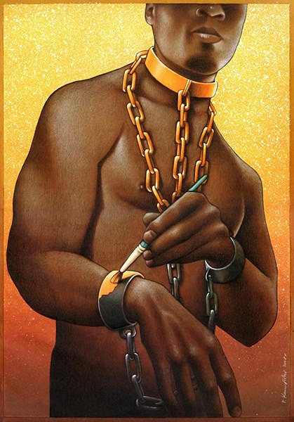 Thought Provoking Paintings By Pawel Kuczynski 4