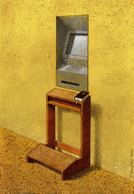 Thought Provoking Paintings By Pawel Kuczynski - 26