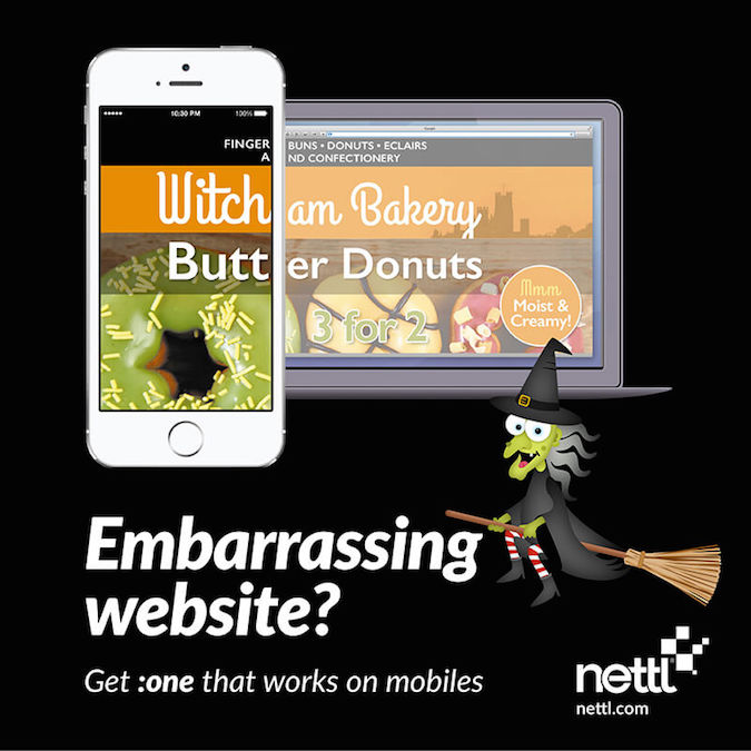 Mobile friendly web design by Nettl - 7