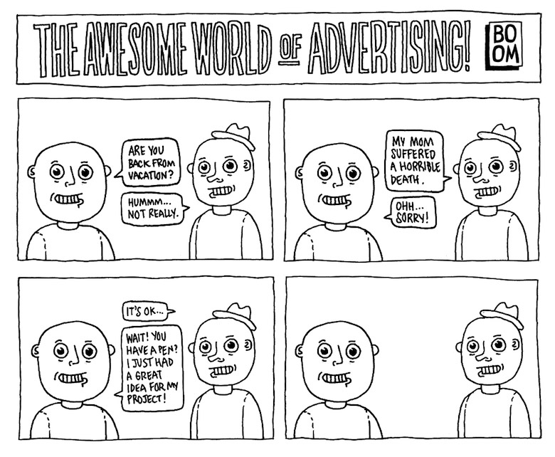 Life In An Advertising Agency - 13
