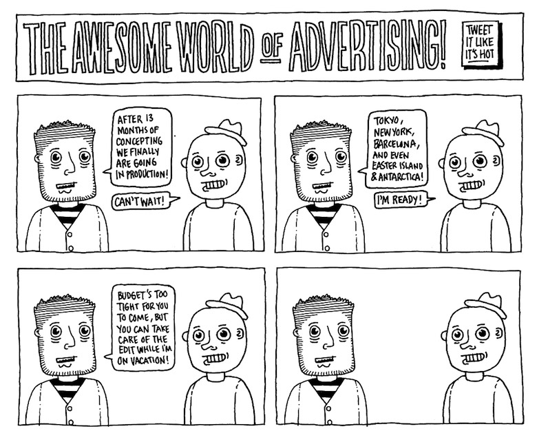 Life In An Advertising Agency - 15