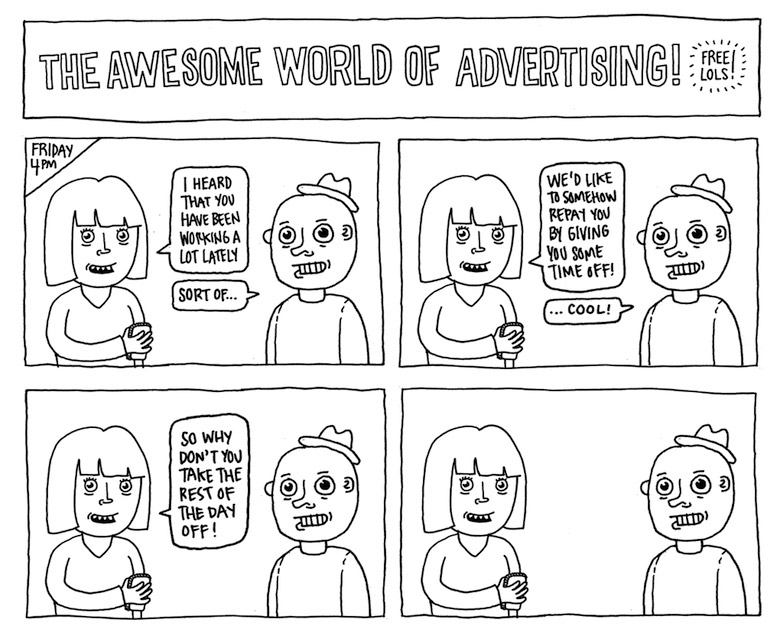 Life In An Advertising Agency - 16