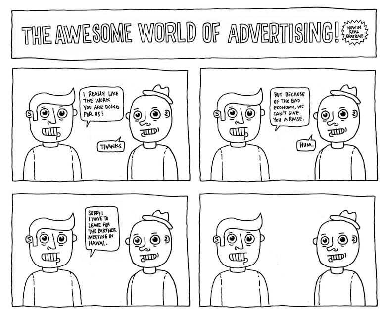 Life In An Advertising Agency - 18
