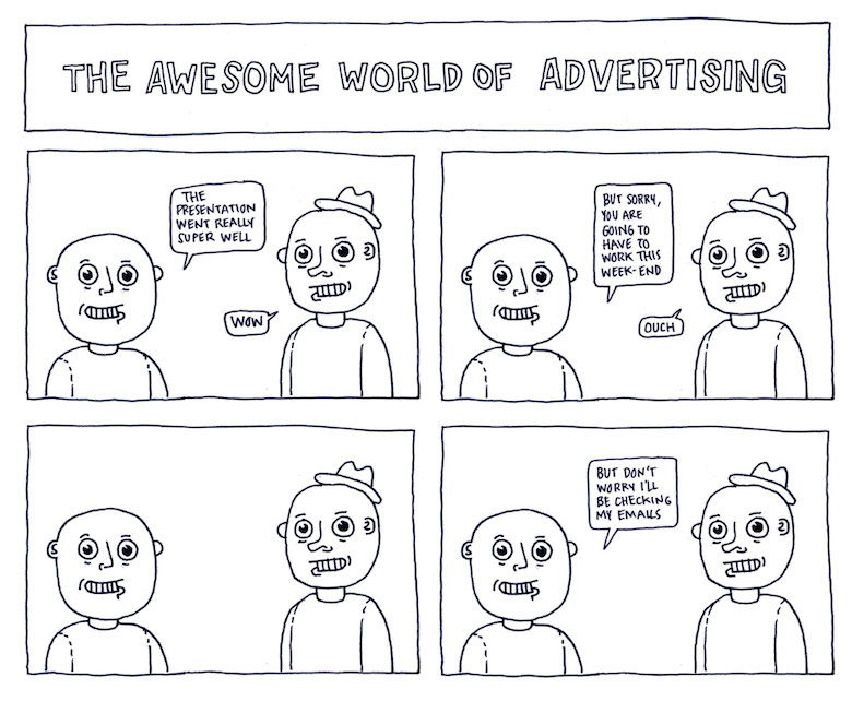 Life In An Advertising Agency - 21