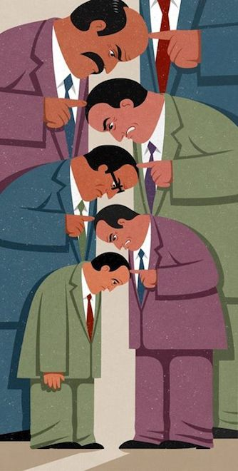 Retro Style Thought Provoking Illustrations by John Holcroft - 28