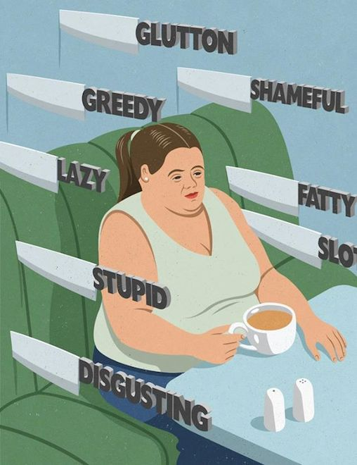 Retro Style Thought Provoking Illustrations by John Holcroft - 31