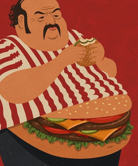 Retro Style Thought Provoking Illustrations by John Holcroft - 32