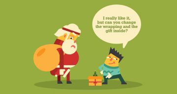 If Santa Was An Agency And People Were His Clients, This Is What Would Happen