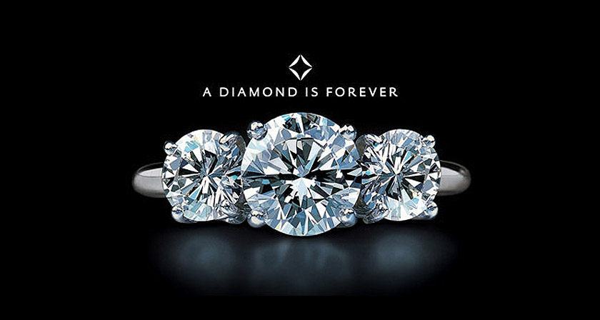 de beers a diamond is forever campaign Diamonds are forever is one of the most famous and successful advertising campaigns in the whole history of advertising and in the history of debeers diamond supplying company this campaign was developed and launched by debeers back in 1938.