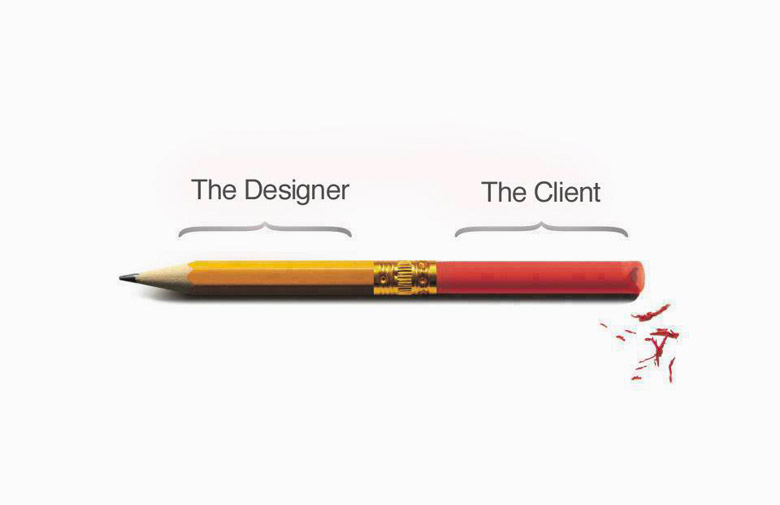 The Designer Vs The Client