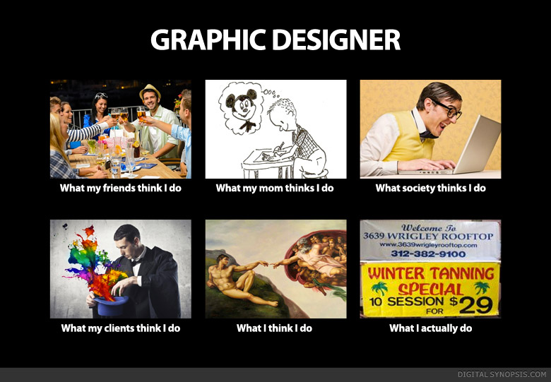 Funny Graphic Designer Posters Charts - 5