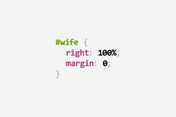 CSS Puns - Web-Design Funny Jokes - 1