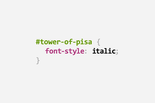 CSS Puns - Web-Design Funny Jokes - 14