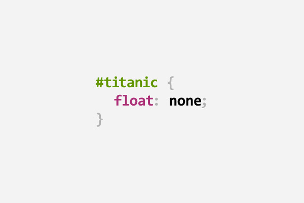 CSS Puns - Web-Design Funny Jokes - 21