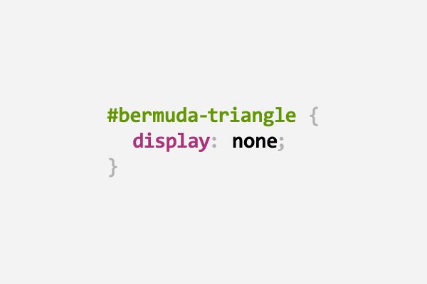 CSS Puns - Web-Design Funny Jokes - 23