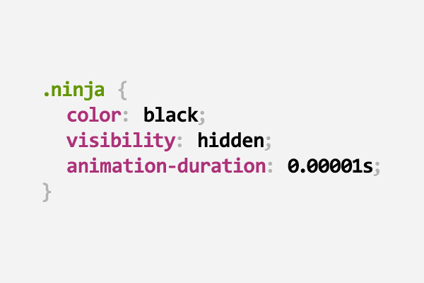 CSS Puns - Web-Design Funny Jokes - 4