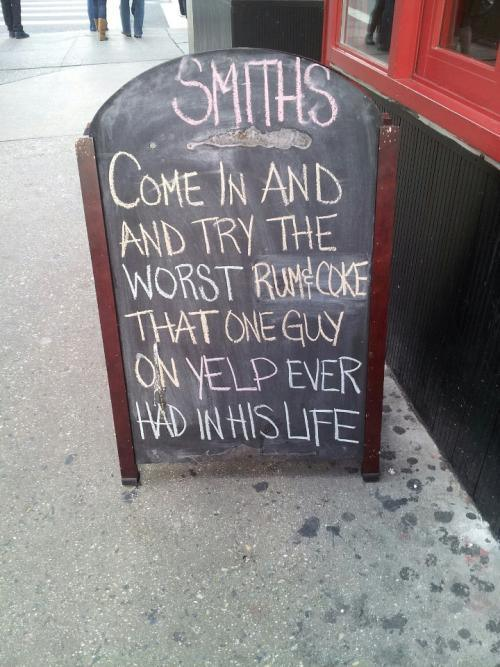 Funny Creative Bar Signs - 10