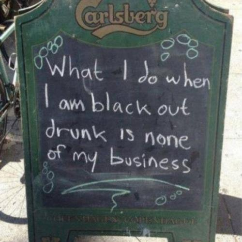 Restaurant And Bar Design: 40 Funny And Creative Bar Signs That'll Make You Step In