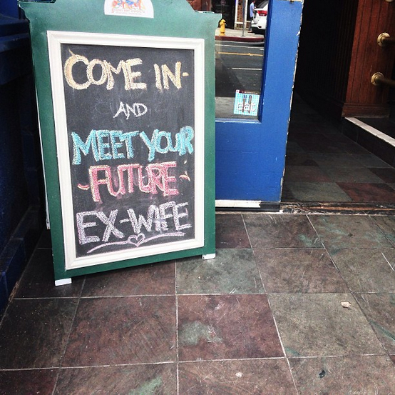 Funny Creative Bar Signs - 12