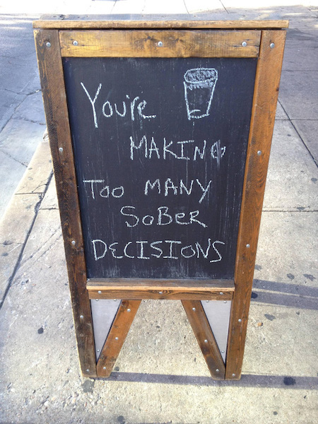 Funny Creative Bar Signs - 15