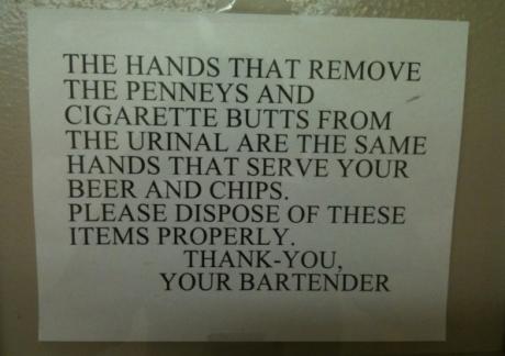 Funny Creative Bar Signs - 18