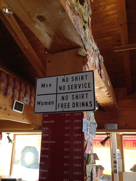 40 Funny And Creative Bar Signs That U0026 39 Ll Make You Step In