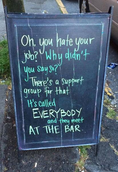 Funny Creative Bar Signs - 21