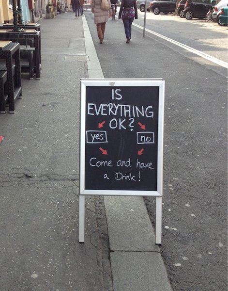 Funny Creative Bar Signs - 23