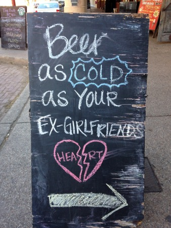 Funny Creative Bar Signs - 2
