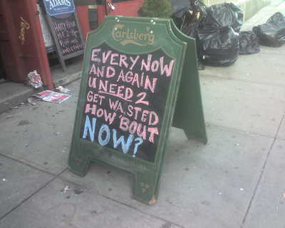Funny Creative Bar Signs - 33