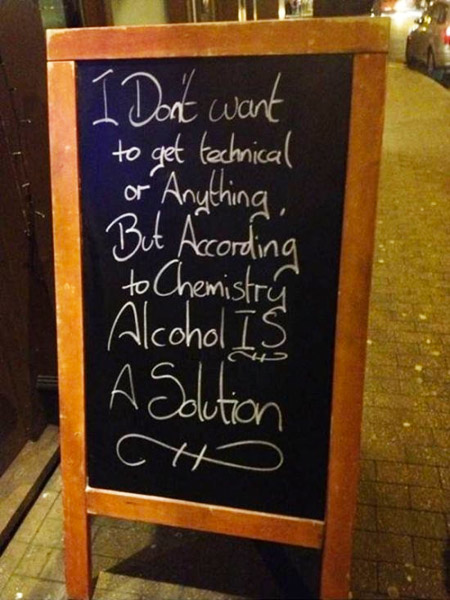 Funny Creative Bar Signs - 36