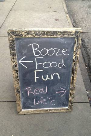 Funny Creative Bar Signs - 40