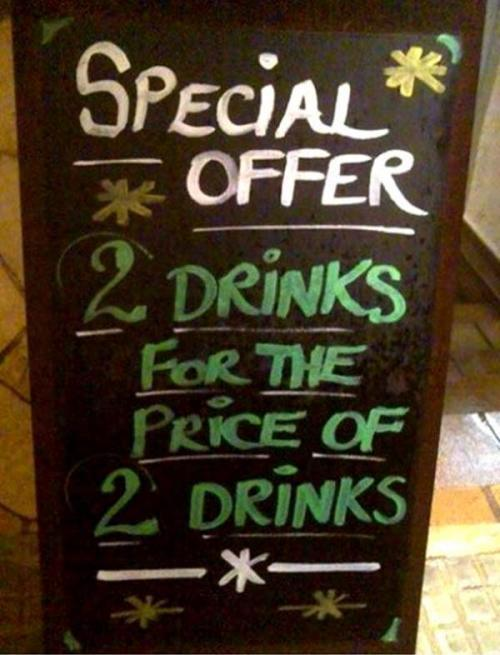 Funny Creative Bar Signs - 9