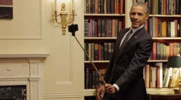 Obama Gets Goofy, Takes A Selfie And Breaks The Internet With 20 Million Views In 19 Hours