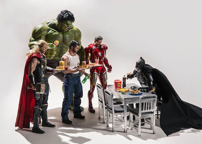 Superhero Action Figure Toys - Hrjoe Photography - 10