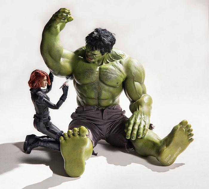 Superhero Action Figure Toys - Hrjoe Photography - 11