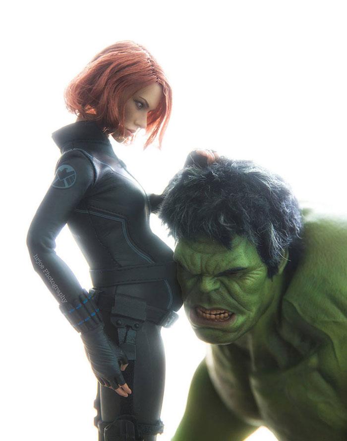 Superhero Action Figure Toys - Hrjoe Photography - 12