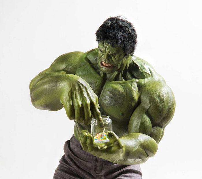 Superhero Action Figure Toys - Hrjoe Photography - 14