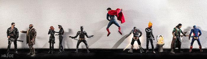 Superhero Action Figure Toys - Hrjoe Photography - 18