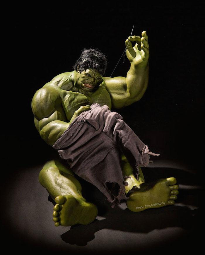 Superhero Action Figure Toys - Hrjoe Photography - 19