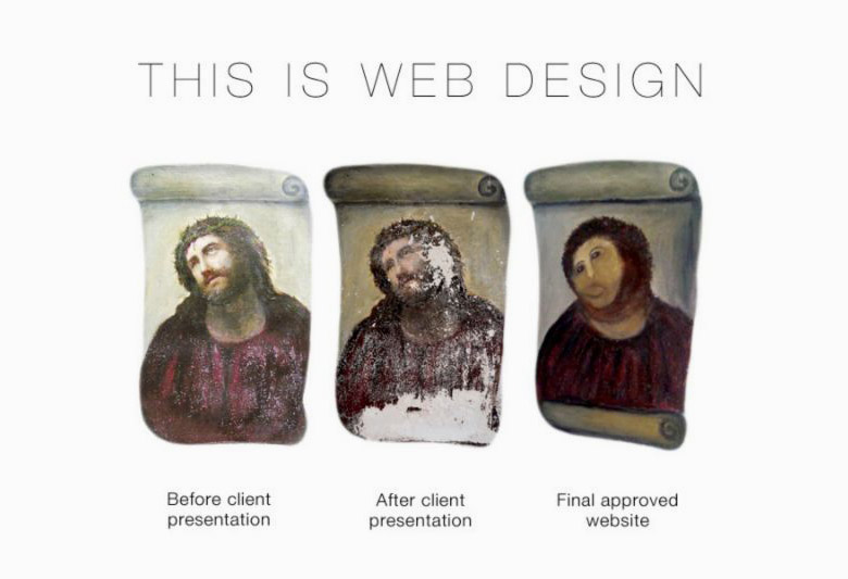 Funny Meme Site : Memes every web designer will relate to